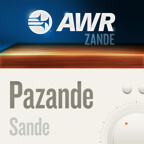 AWR Zande / Azande / Pazande
